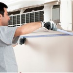 cost to install central air conditioning in New Jersey