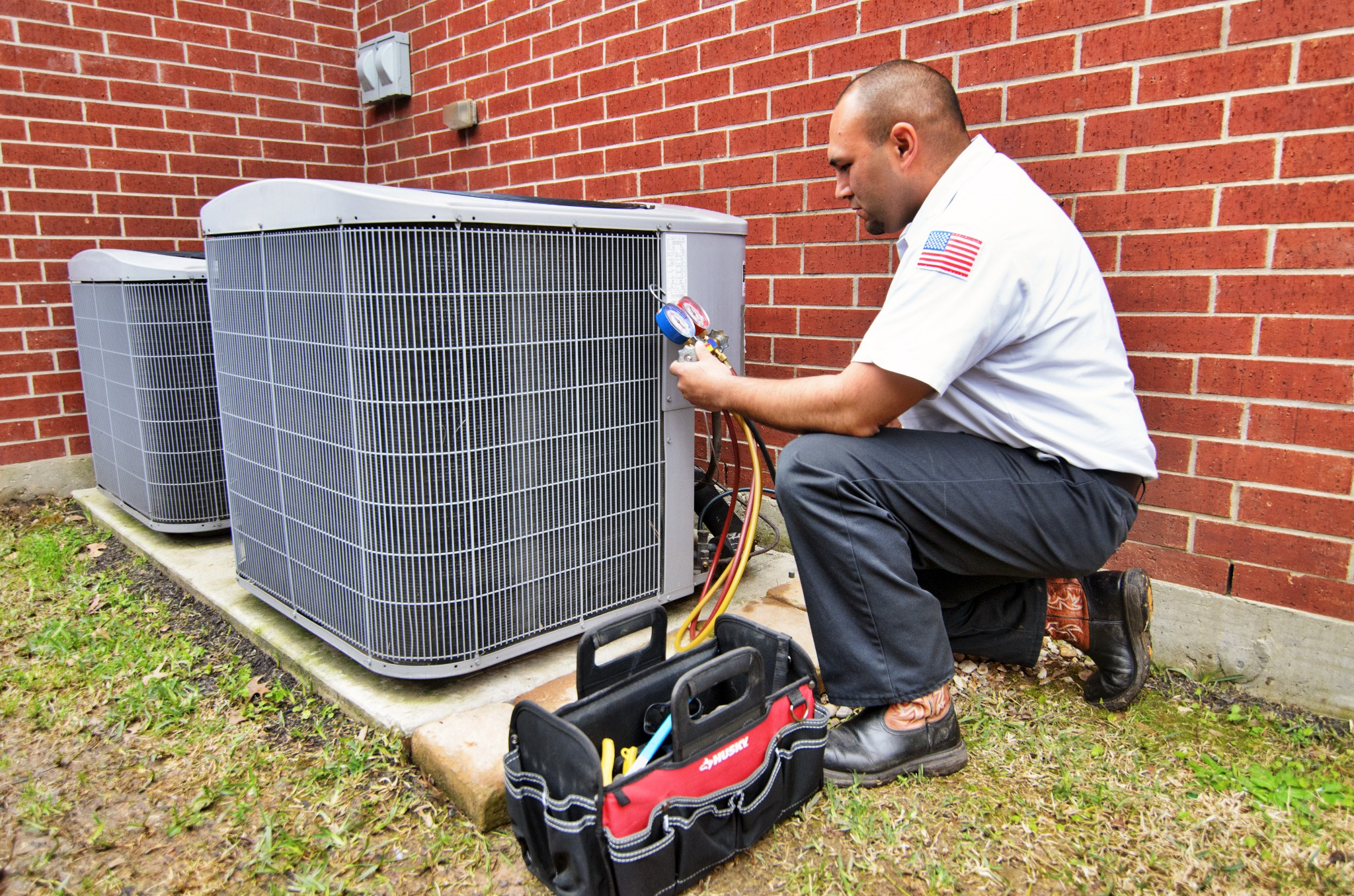 Air Conditioner Appliance Repair Service