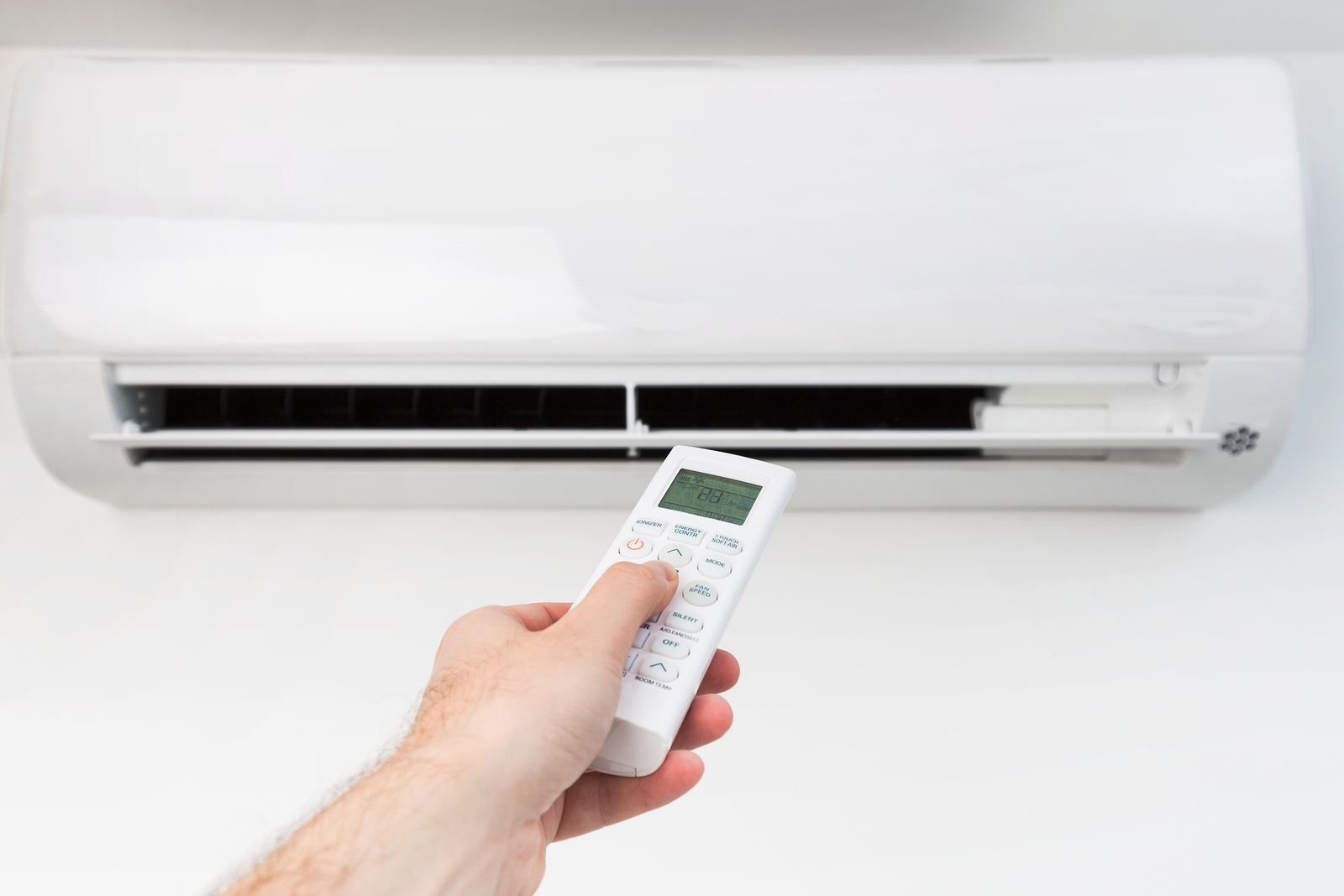 Ductless Heating Cooling Systems on electric forced air