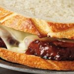 Barbecued Meatloaf Sandwiches