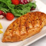 Simply Seasoned Grilled Chicken Breast