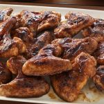 Sweet and Spicy Firecracker Chicken Wings