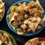 Jersey Coast Chicken and Pepper Nachos