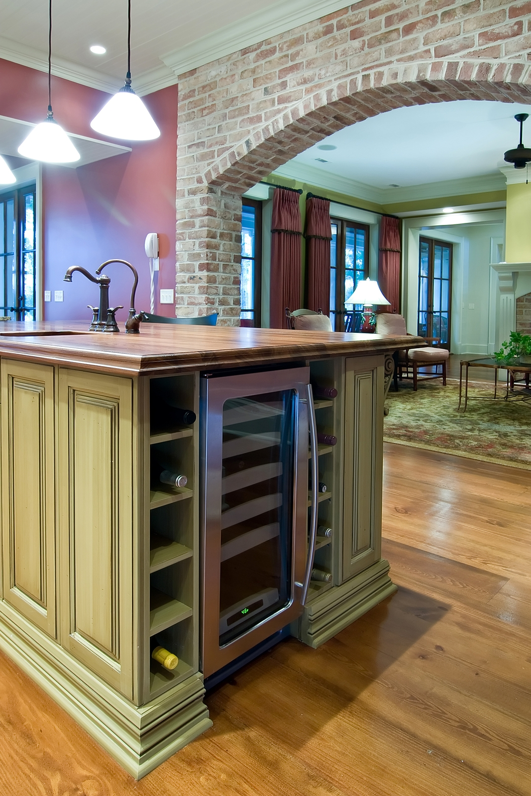bigstock-kitchen-detail-with-island-and-18524825