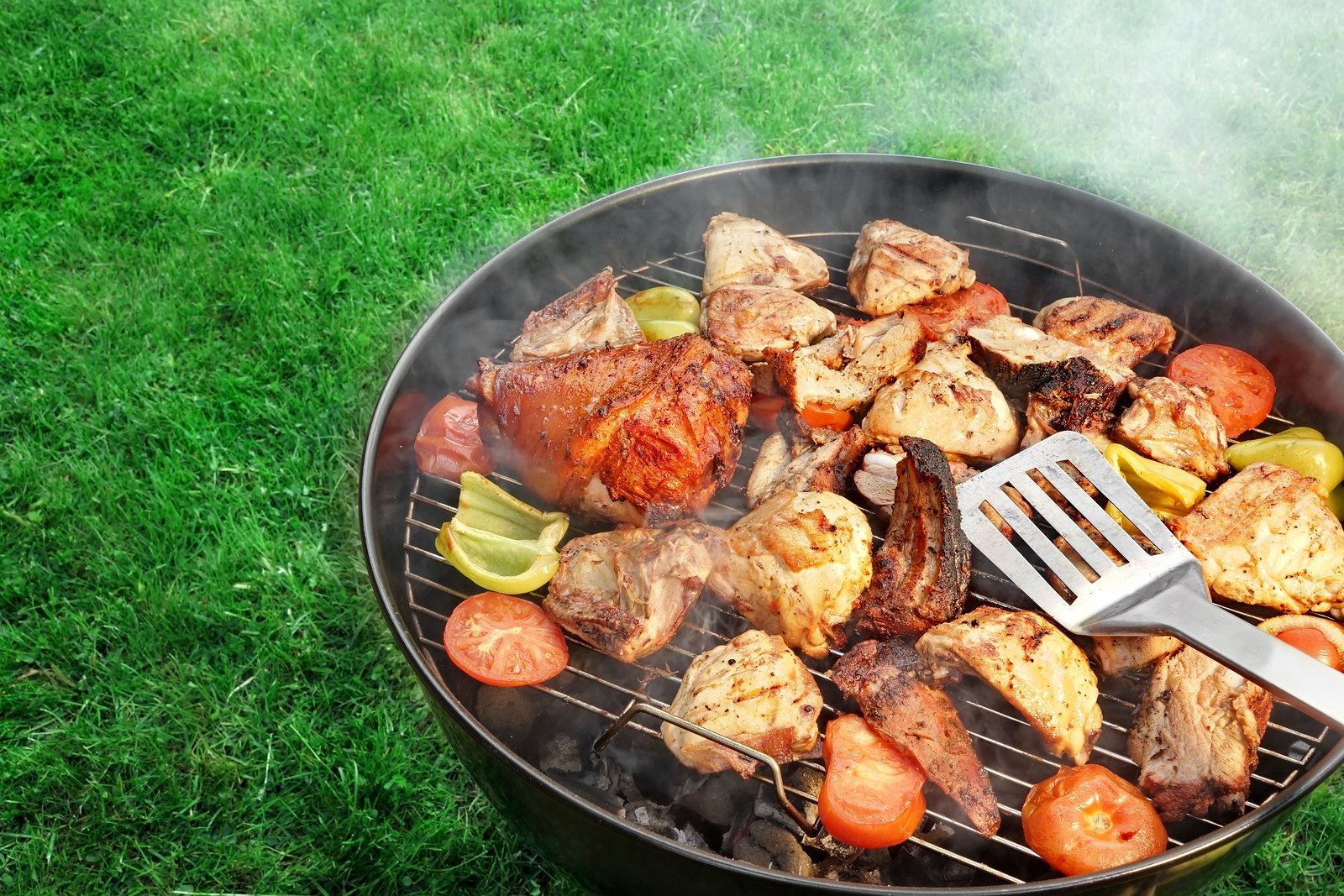 bigstock-Bbq-Assorted-Meat-And-Vegetabl-93000839
